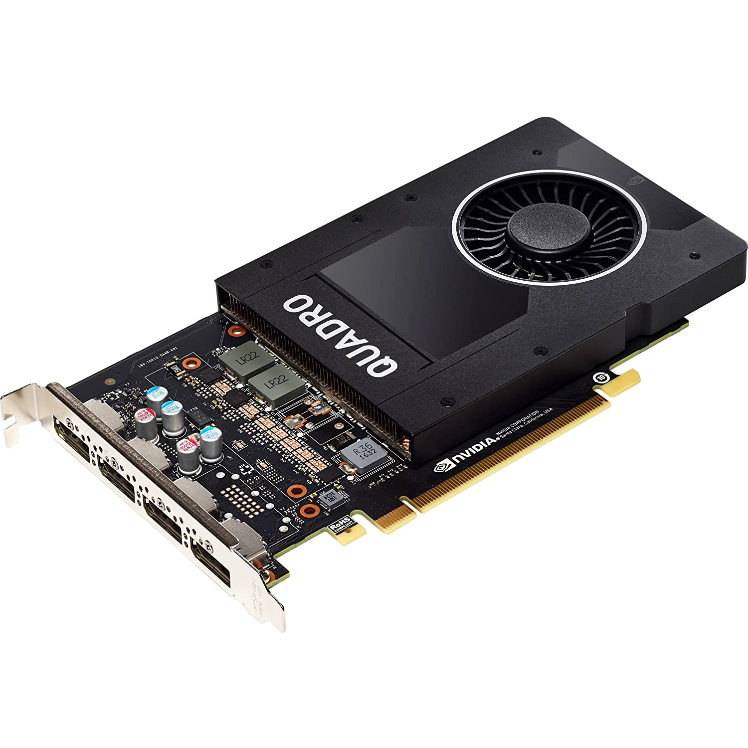 Buy Quadro P20 at a great price